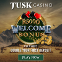 Play Over 3000 Games at Tusk Casino